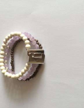 offrande-bijoux-bracelet-3-rangs-petite-boucle-argent