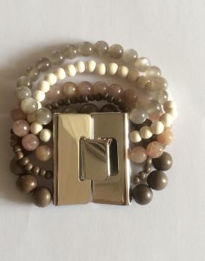 offrande-bijoux-bracelet-5-rangs-grande-boucle-argent